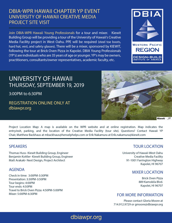 YP Event (Hawaii) - Design-Build Institute of America