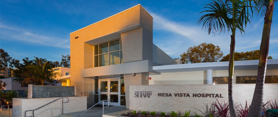 Swinerton Builders Featured Project: Sharp Mesa Vista Expansion, Over Six  Construction Phases, Three Buildings Were Renovated To Provide The  Facilityu0027s ...