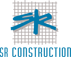 SR Construction Logo