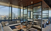 LinkedIn SF Headquarters - Full interior build-out of all 26 floors of the 450,000 square-foot tower