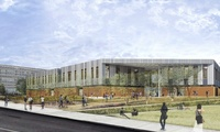Design/Build,  50,760 SF, New building, College of the Arts, Humanities and Social Sciences.