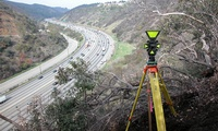 I-405 Sepulveda Pass Widening (land surveying and mapping services)