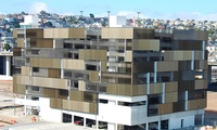 UCSF Mission Bay, Parking Structure: 223,602sf AIA SF Architecture Citation Award, Traditional Design Build.