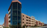 Pechanga Resort & Casino Parking Structure - 2,600 car, 5-story parking structure with 2,413 parking stalls.