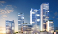 56-story high rise residential tower in downtown Los Angeles. Joint venture partnership with PENTA.