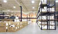 A three phase renovation and addition to a flexible packaging production and warehouse facility.