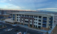 The Henderson Medical Plaza is a 84,450 SF, 4-story medical office building and Ambulatory Surgical Center (ASC).