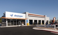 Team Ford Quick Lane Service Center is a 7,300 SF new construction of 8-bay vehicle service building with carwash.