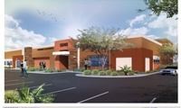 The ninth Steinberg Diagnostic Medical Imaging (SDMI) facility is a 20,000 SF. ground-up construction in North LV.