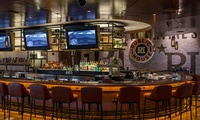 Robert Irvine's Public House Restaurant is a 12,000 SF dining room/bar located in the Tropicana Las Vegas, NV.