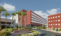 Centennial Hills Hospital New Patient Tower in Las Vegas-NV will complete late 2021.