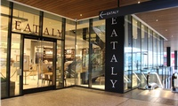 Eataly: 1 st in CA features 4 restaurants, retail, classrooms & the 1 st LA approved graywater system