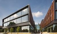 Tableau Software: 4-Story office building located in Seattle, CA