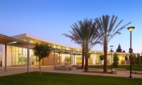 New design-build detention and re-entry facility for women inmates in San Diego County.