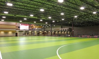 808Futsal – First indoor soccer facility in Hawaii. 52,000 square-foot facility with three futsal courts.