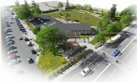 A new Senior and Community Center located at Kelby Park. Planned amenities include a reception area, multi-purpose rooms and staff offices